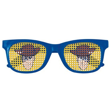 Disney's Toy Story 4 Pin Dot Glasses, 4ct