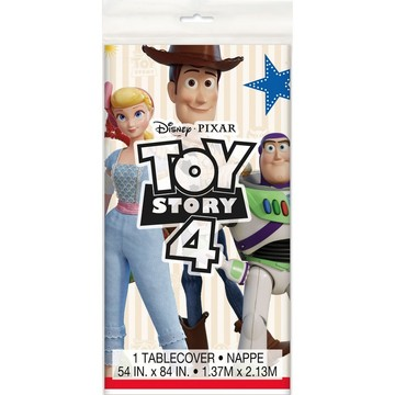 Disney's Toy Story 4 Plastic Tablecover