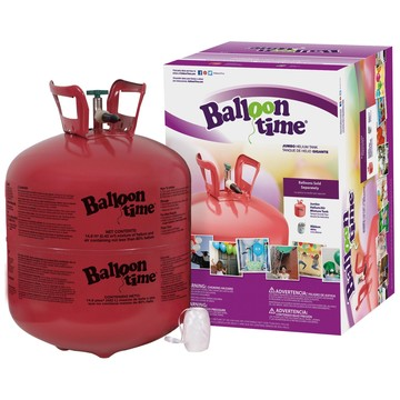 DISPOSABLE HELIUM TANK 14.9 CU FT.