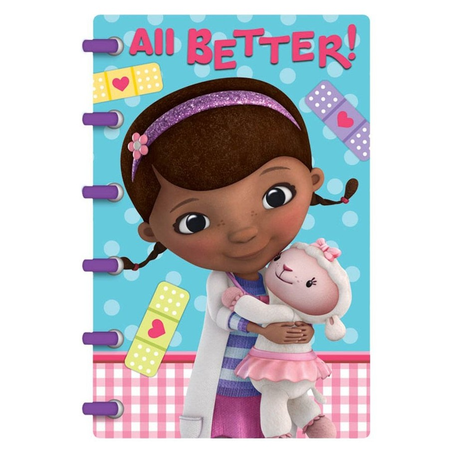 View larger image of Doc McStuffins Postcard Thank You Card (8 Pack)