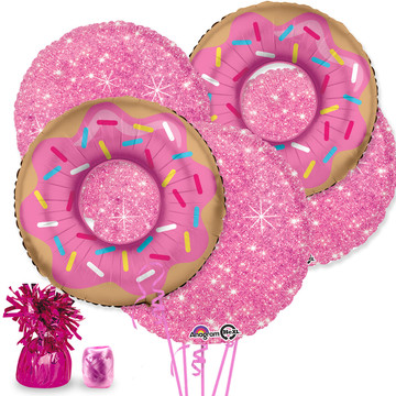 Donut Balloon Bouquet Kit