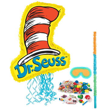 Dr. Seuss Cat in the Hat Pinata Kit