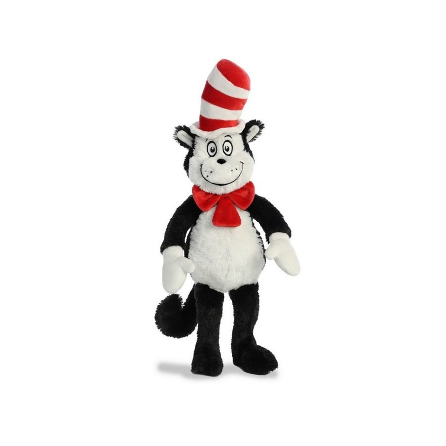 View larger image of Dr. Seuss Cat in the Hat Plush
