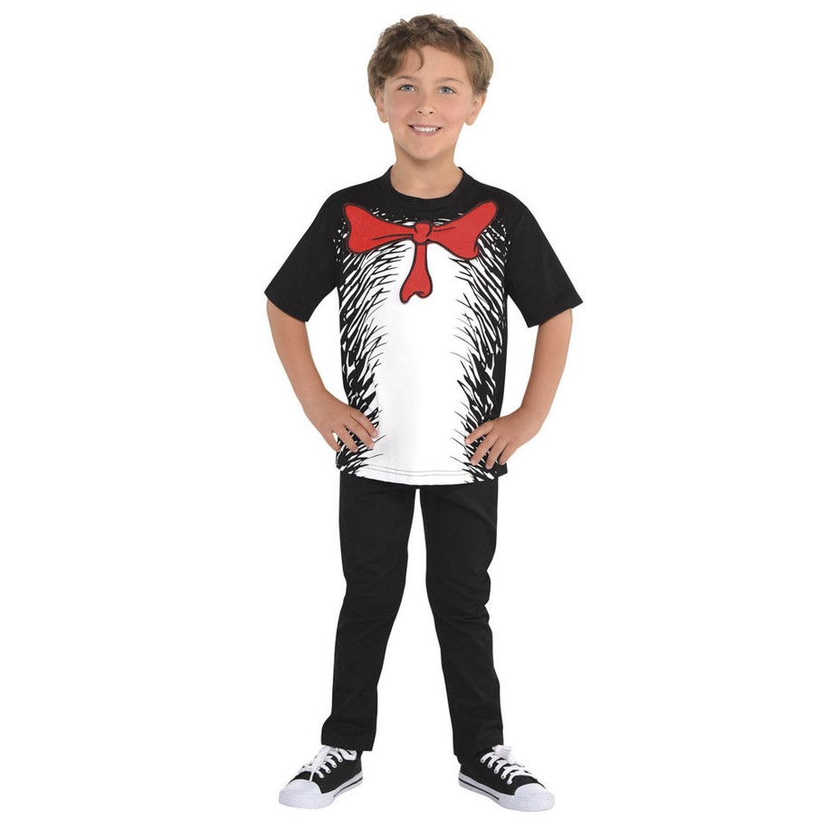 View larger image of Dr. Seuss Child Cat in the Hat T-Shirt