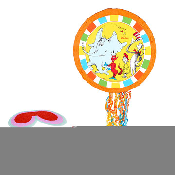 Dr. Seuss Favorites Pinata Kit