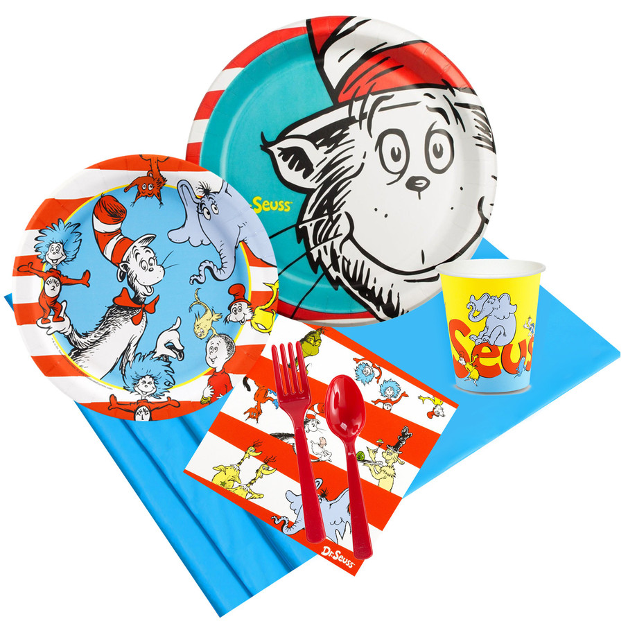 View larger image of Dr Seuss Party Pack (32)