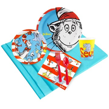 Dr. Seuss Party Pack for 24