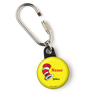"""Dr. Seuss Personalized 1"""" Carabiner (Each)"""
