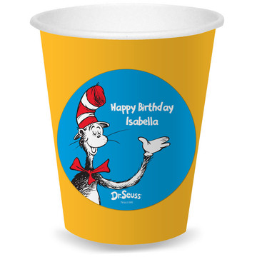 Dr Seuss Personalized Cups (8)