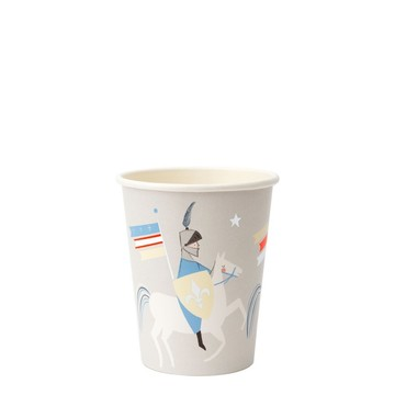 Dragon Knights 9oz. Paper Cup, 8ct