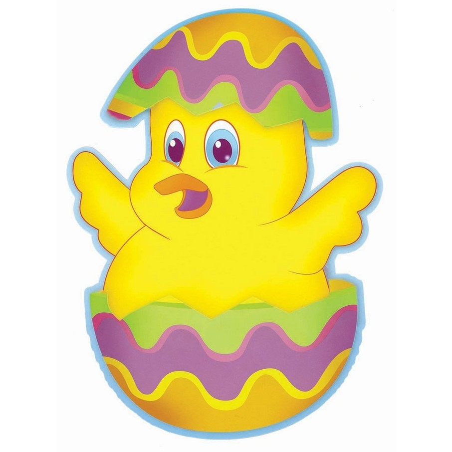 View larger image of Easter Cutout Decorations (4)