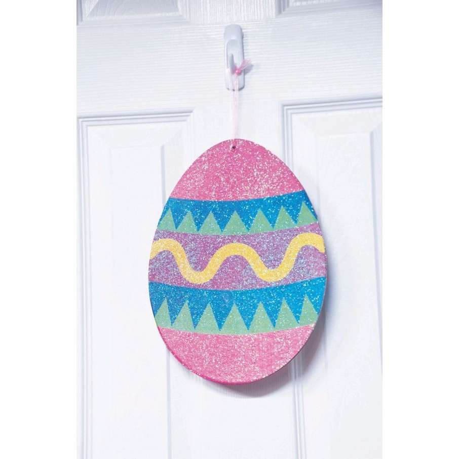 View larger image of Easter Egg 2 Sided Plaque