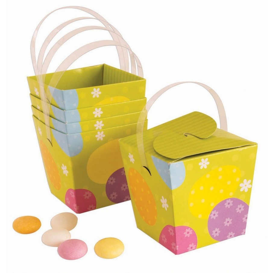 View larger image of Easter Eggs Small Treat Boxes(5)