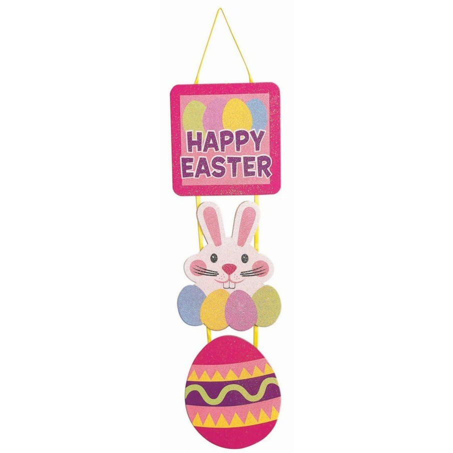 View larger image of Easter Glitter Plaque