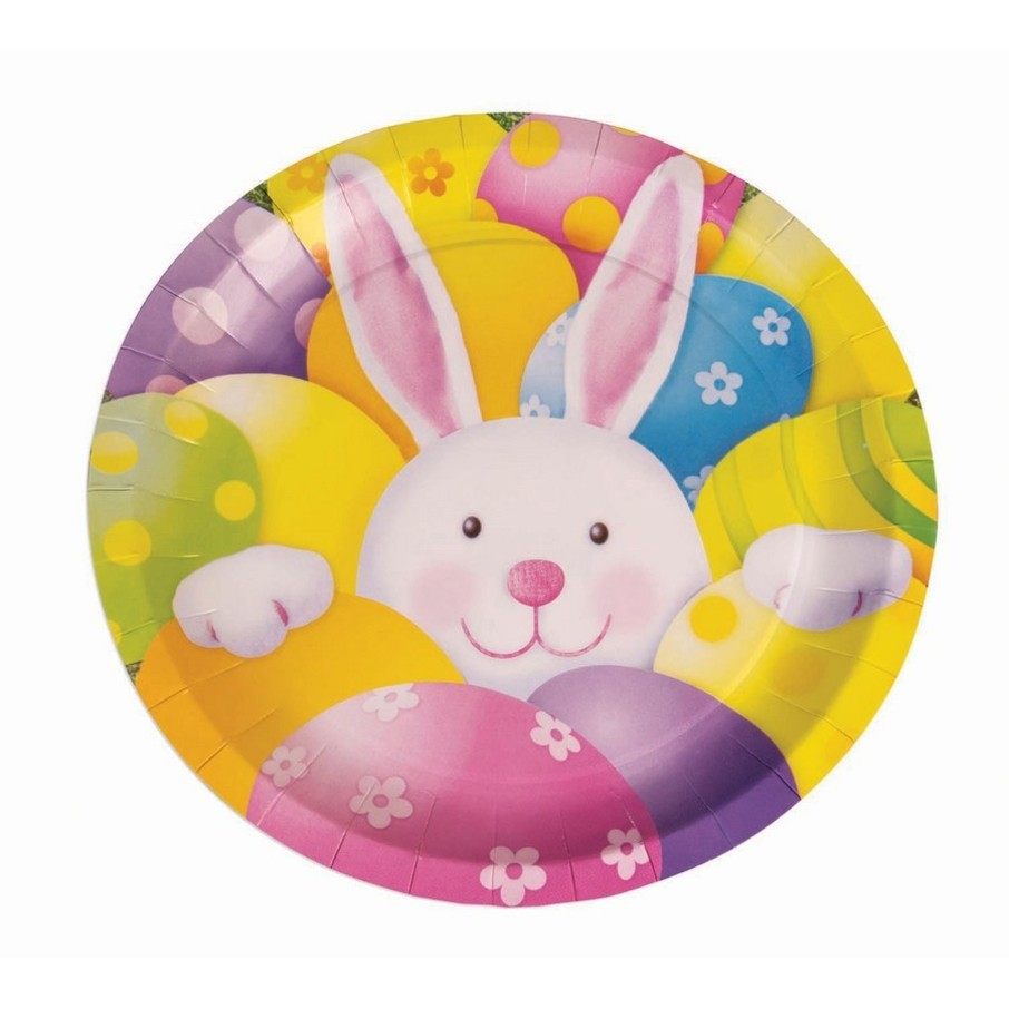 View larger image of Easter Lunch Plates (8)
