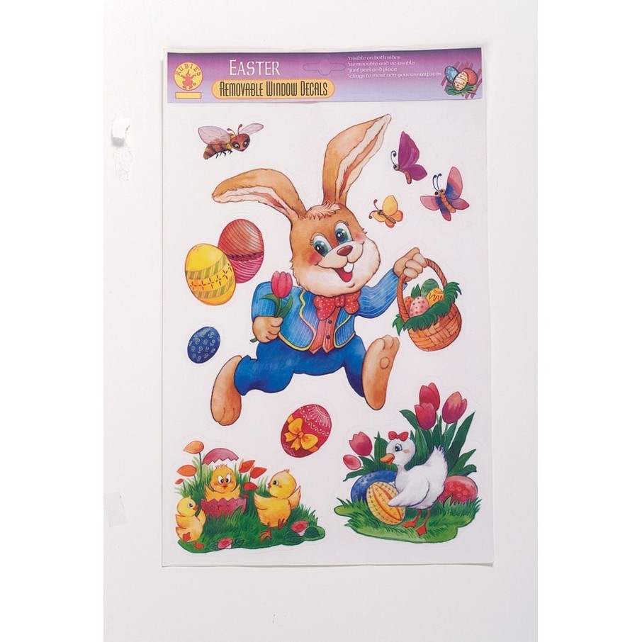 View larger image of Easter Removable Wall Decals