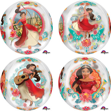 "Elena of Avalor 16"" Orbz Balloon (Each)"