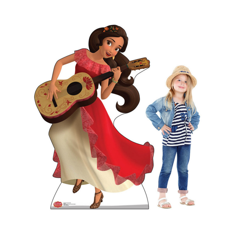 View larger image of Elena of Avalor Cardboard Standup