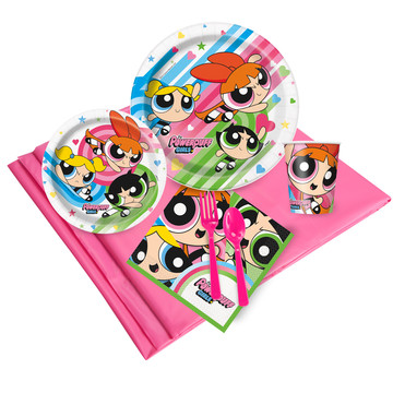 Power Puff Girls 16 Guest Party Pack
