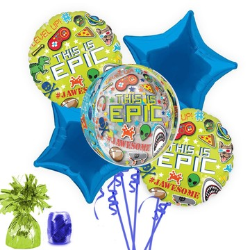 Epic Party Balloon Bouquet Kit