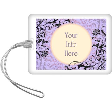 Evil Heirs Personalized Luggage Tag (Each)