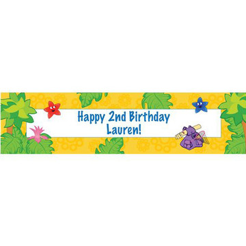 Explorer Friends Personalized Banner (each)