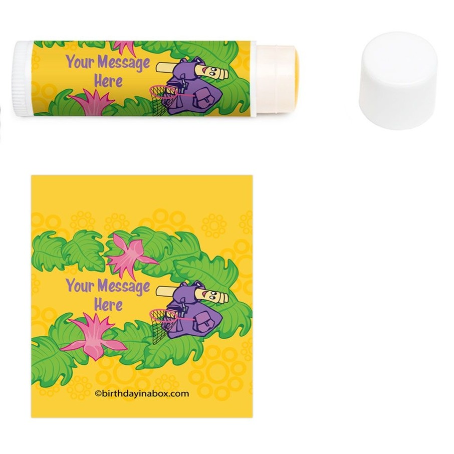 View larger image of Explorer Friends Personalized Lip Balm (12 Pack)