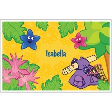 Explorer Friends Personalized Placemat (each)