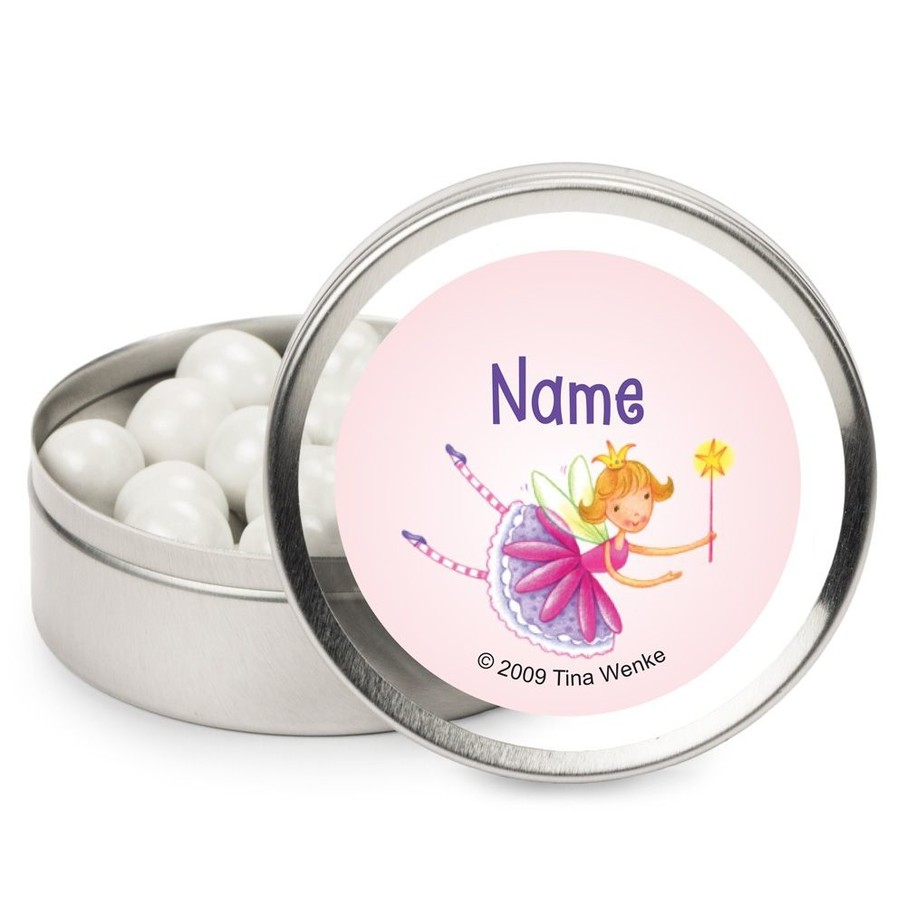 View larger image of Fairy Party Personalized Candy Tins (12 Pack)