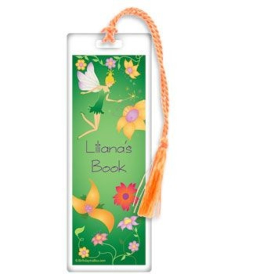 View larger image of Fairy Personalized Bookmark (each)