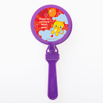 Fairy Personalized Clappers (Set of 12)