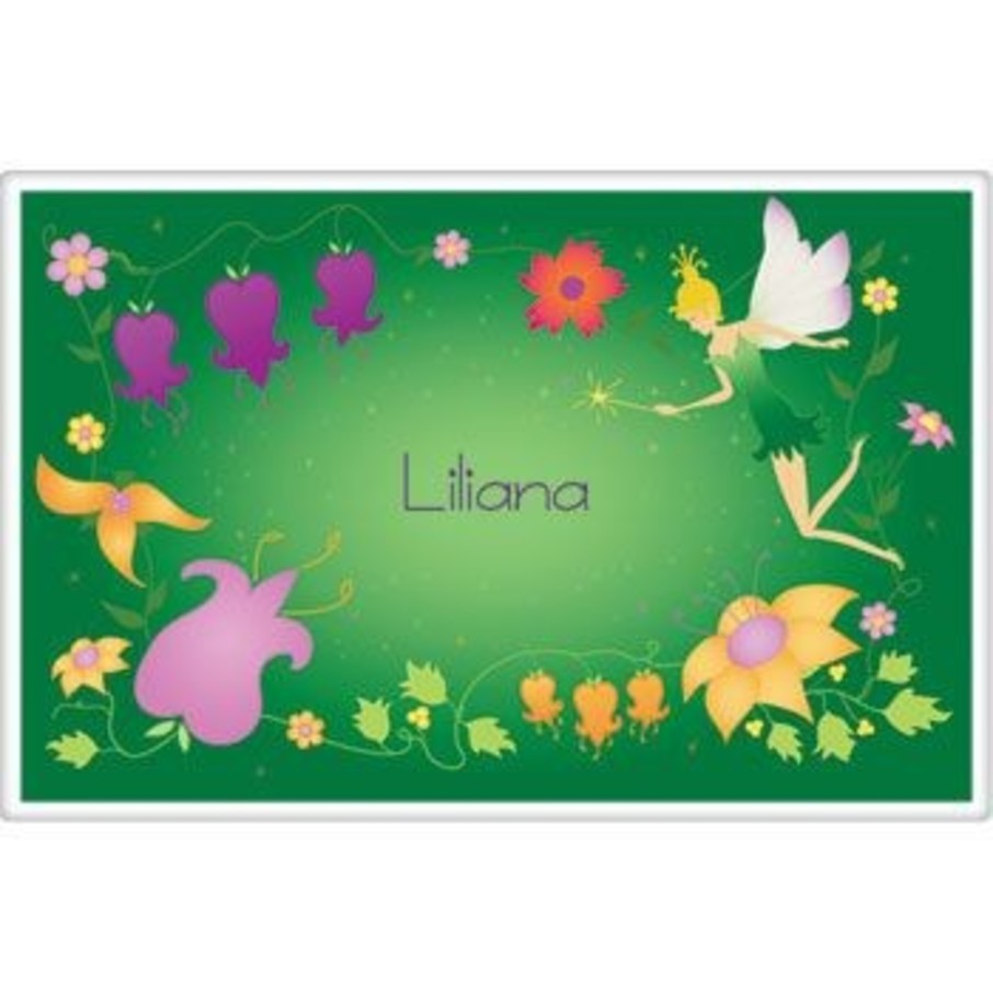 View larger image of Fairy Personalized Placemat (each)