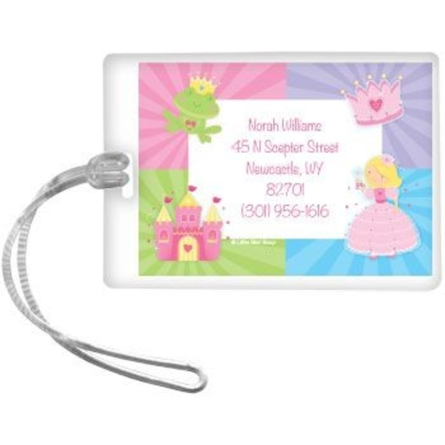 View larger image of Fairytale Princess Personalized Luggage Tag (each)