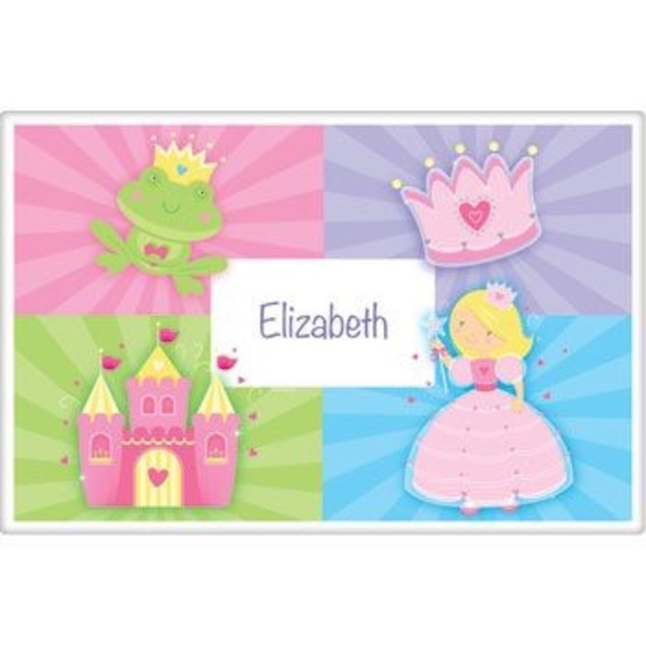 View larger image of Fairytale Princess Personalized Placemat (each)