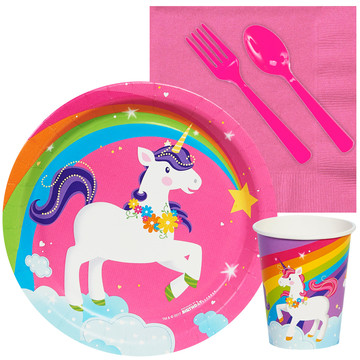 Fairytale Unicorn Party Snack Pack (8)