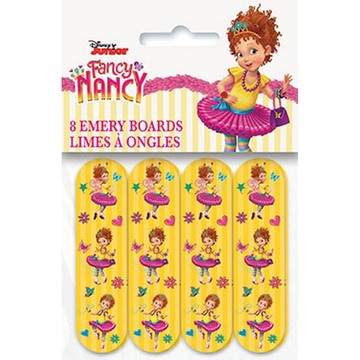 Fancy Nancy Emery Boards, 8ct