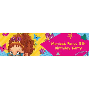 Fancy Party Personalized Banner (Each)