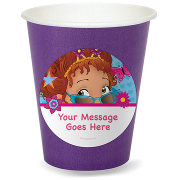 Fancy Party Personalized Cups (8)