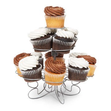 Fancy Wire Cupcake Stand