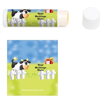 Farm Friends Personalized Lip Balm (12 Pack)