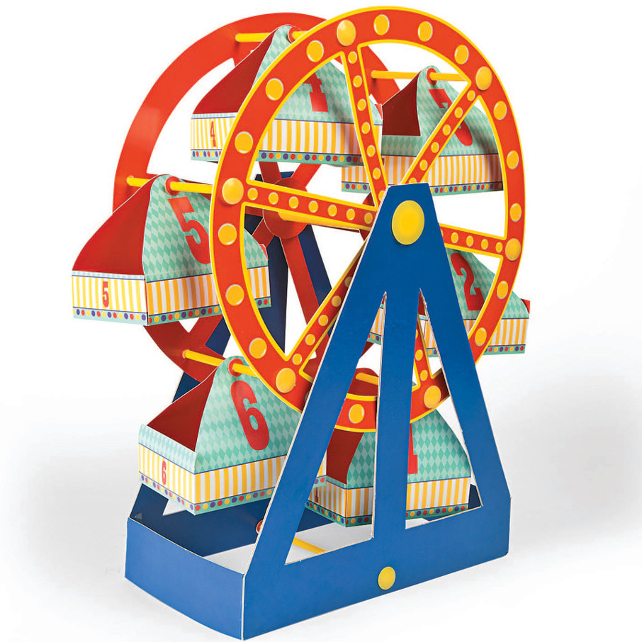 View larger image of Ferris Wheel Snack Caddy