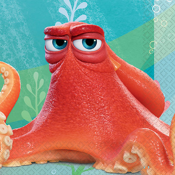Finding Dory Beverage Napkin (16 Count)