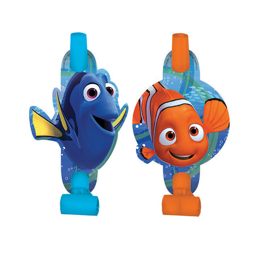 View larger image of Finding Dory Blowouts (8 Count)