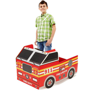 Fire Engine Stand In