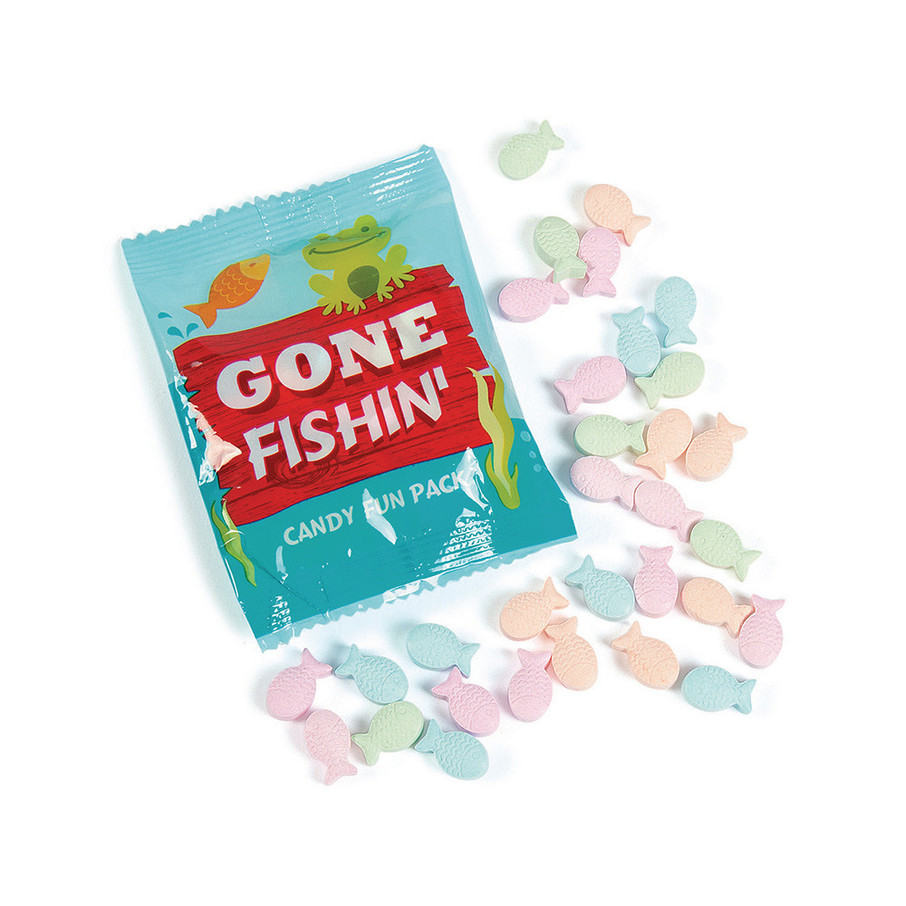 View larger image of Fish Candy Fun Packs (24)
