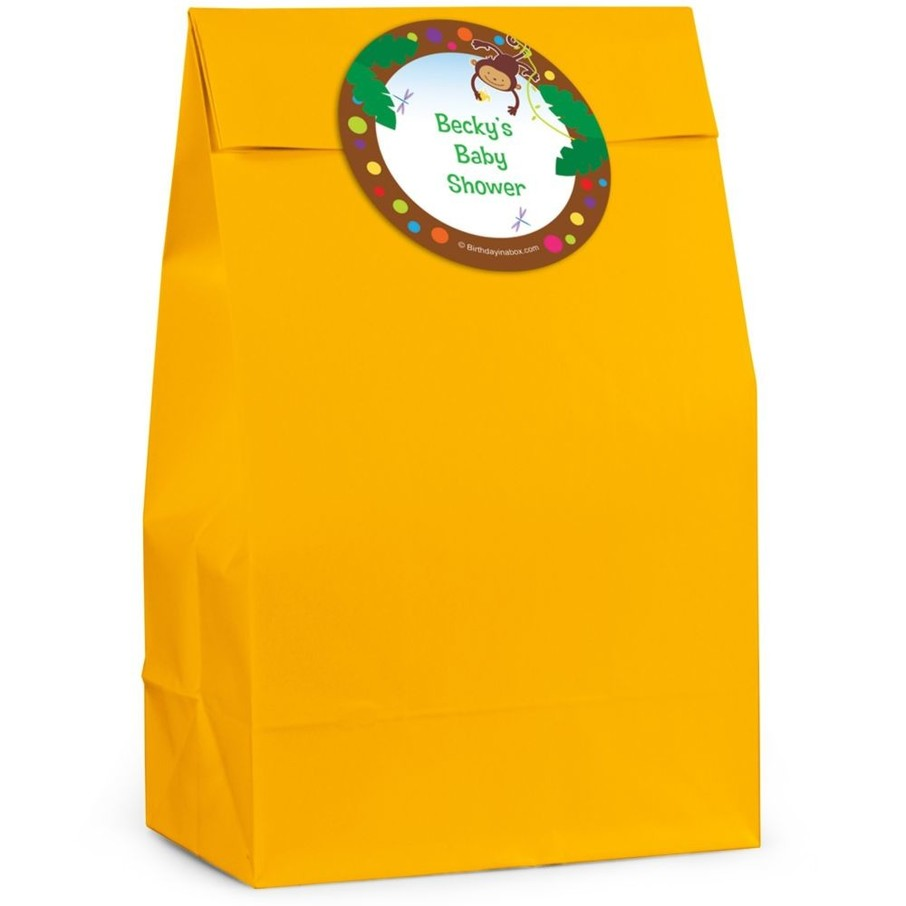 View larger image of Fisher Price Baby Personalized Favor Bag (Set Of 12)