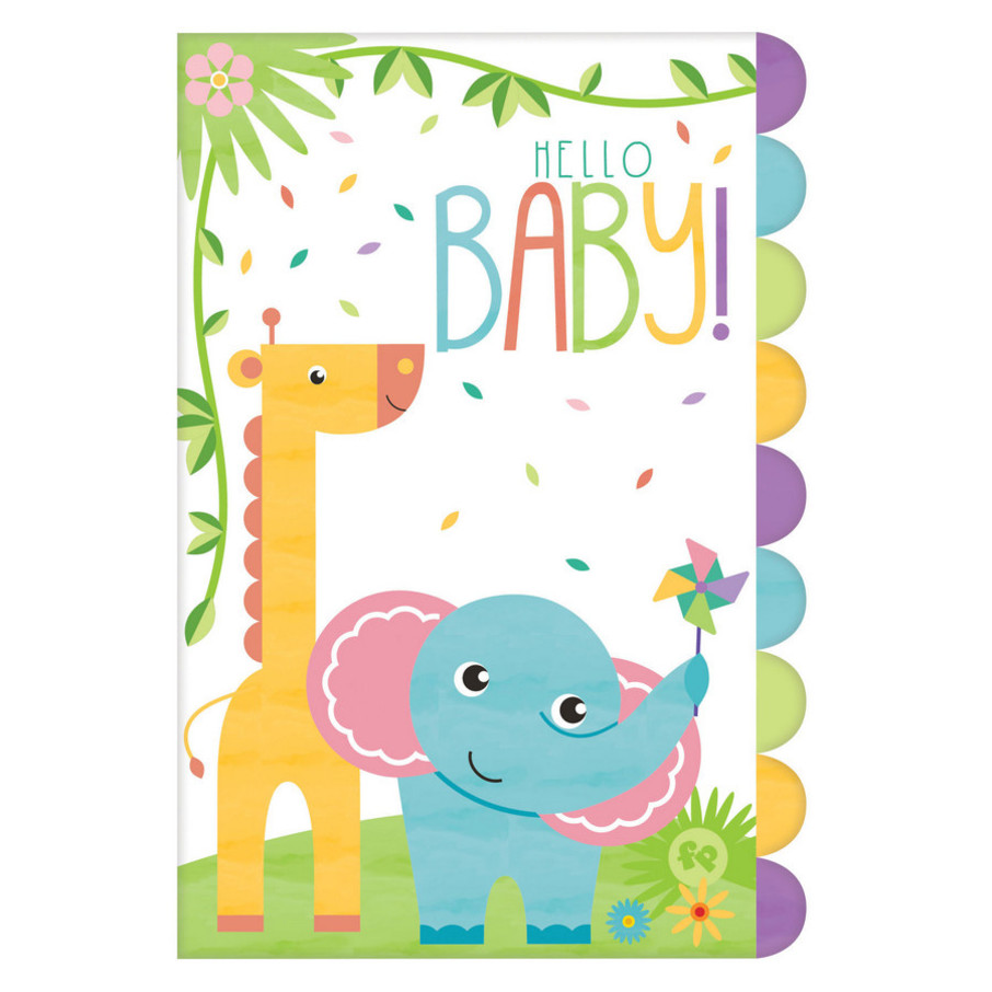 View larger image of Fisher Price Hello Baby Invitations (8)