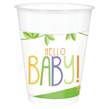Fisher Price Hello Baby Plastic Cups (25)