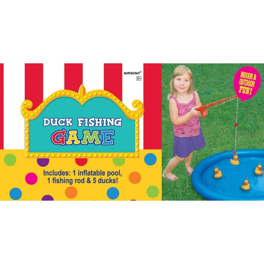 View larger image of Fishing With Ducks Game (Each)