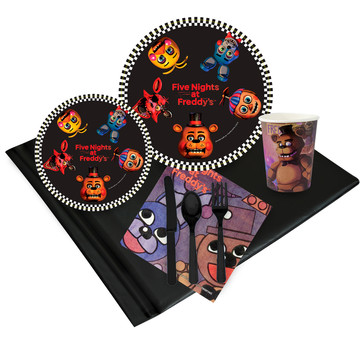 Five Nights at Freddy's 16 Guest Party Pack